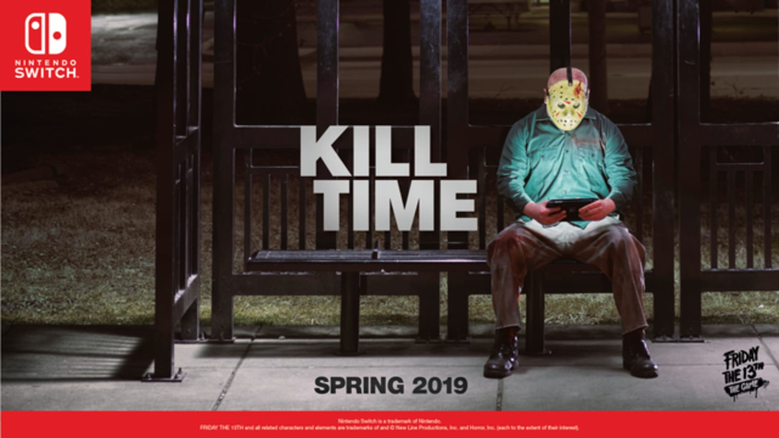 Friday the 13th' is coming to Nintendo Switch this spring