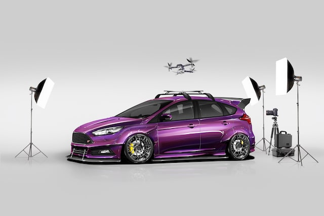 Ford Shows Off Crazy Modded Cars For SEMA Show AOL - Ford show car