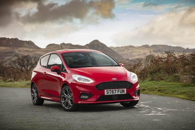 City Car Driving Ford Fiesta St