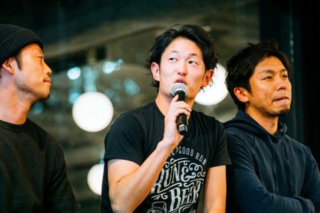 写真: 剣持悠大