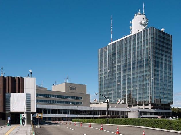 NHK放送センター 東京都渋谷区