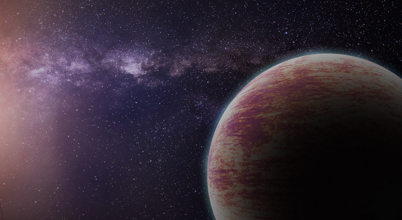 Scientists discover water vapor on an exoplanet with a rocky core