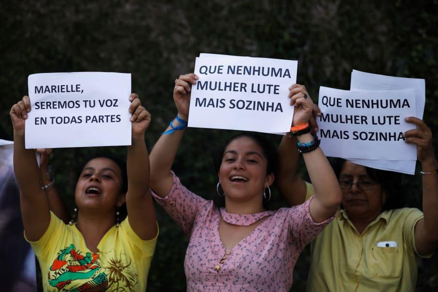 As manifestações reacenderam a esperança por mobilizações contra abusos em relação aos direitos humanos.