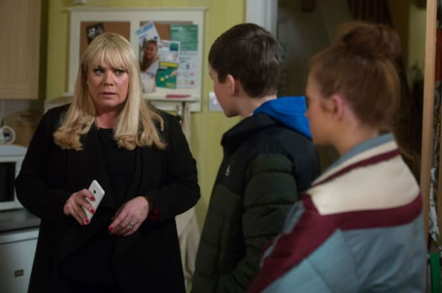 EastEnders spoilers: Sharon Mitchell discovers dark secret about Tiffany and Dennis