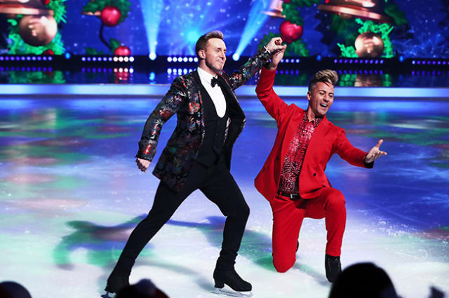 Dancing On Ice star reveals they cried when they were partnered up for the show