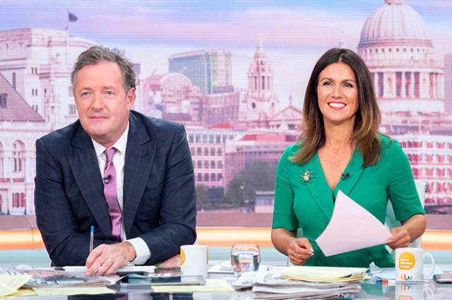 Susanna Reid reveals she was warned to NEVER show grey hairs on TV