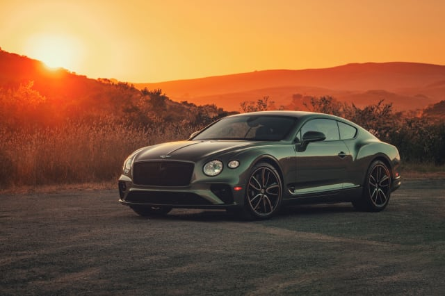 First drive: The Bentley Continental GT V8 Coupe is more nimble, but still a sumptuous cruiser