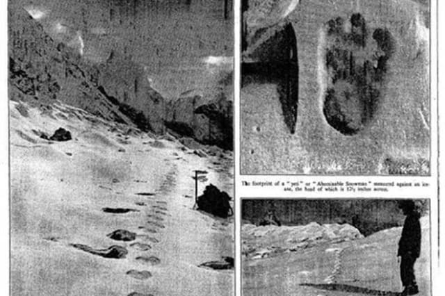Is Yeti real? Indian Army sights footprints of snowman, news goes viral