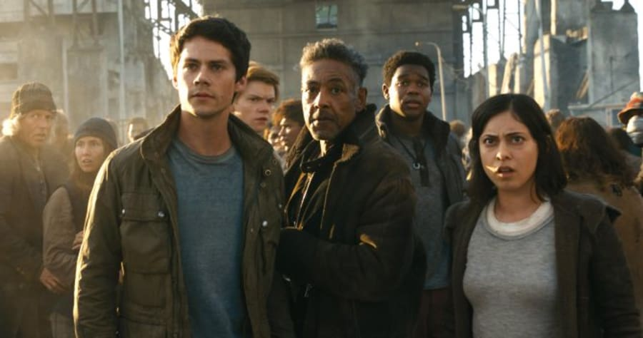 Maze Runner: The Death Cure CR: Fox
