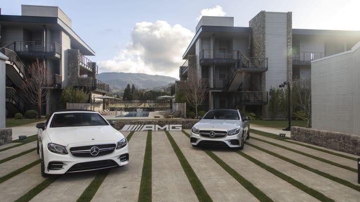 2019 Mercedes-AMG E 53