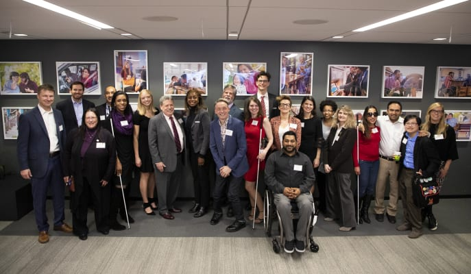 Disability Collection Celebration