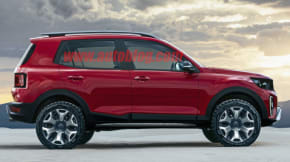 Jeep Scrambler And Ford Baby Bronco Renderings Autoblog