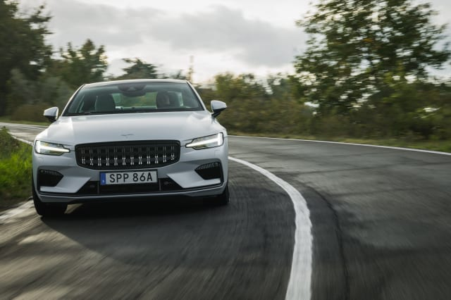 First drive: The Polestar 1