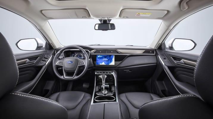 2019 Ford Territory interior