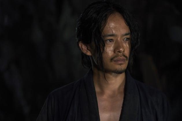『斬、』について塚本晋也監督は、反戦への思いなどが制作背景にあると明かしている。
