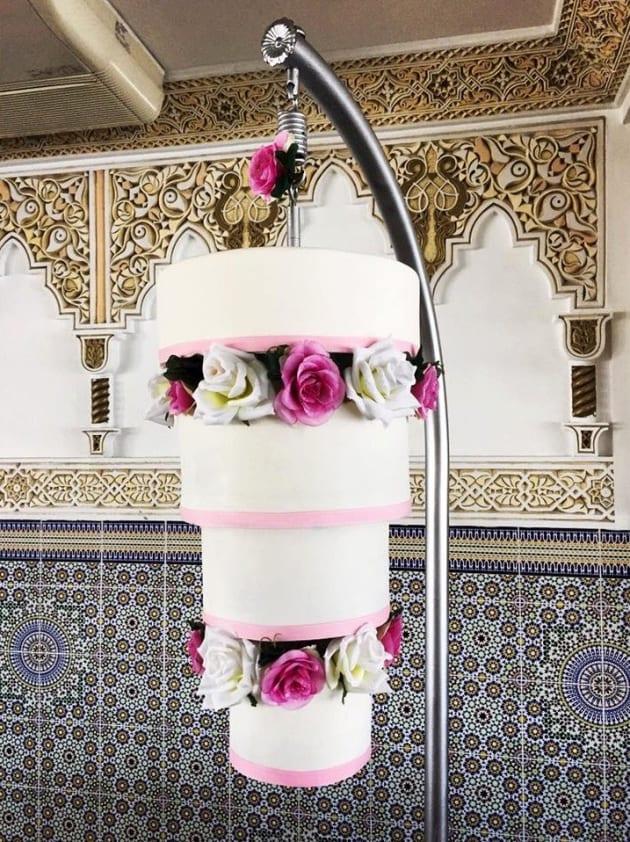 Ces Gâteaux De Mariage Suspendus Sont Renversants Al