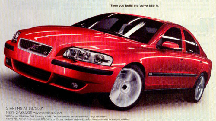 1992 Gmc Typhoon Versus 2004 Volvo S60 R Which Is The Better