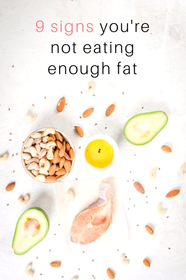 Image result for not eating enough fat in your diet