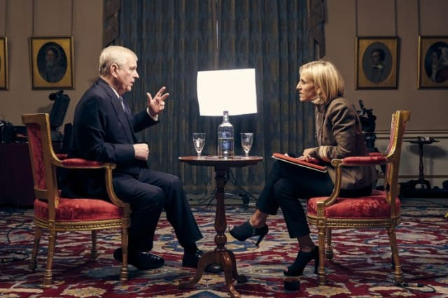 Prince Andrew's Widely Criticized Interview About Jeffrey Epstein Wins Big Viewer Numbers for BBC