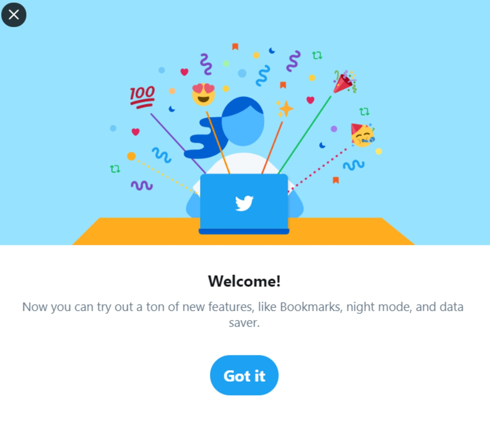 Image result for Twitter brings Bookmarks to the web with a new design, now in testing