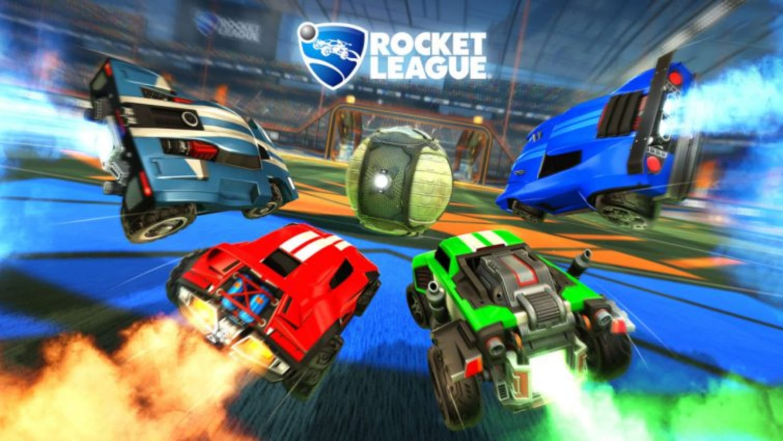 Rocket League' supports cross-play on every console, even PS4