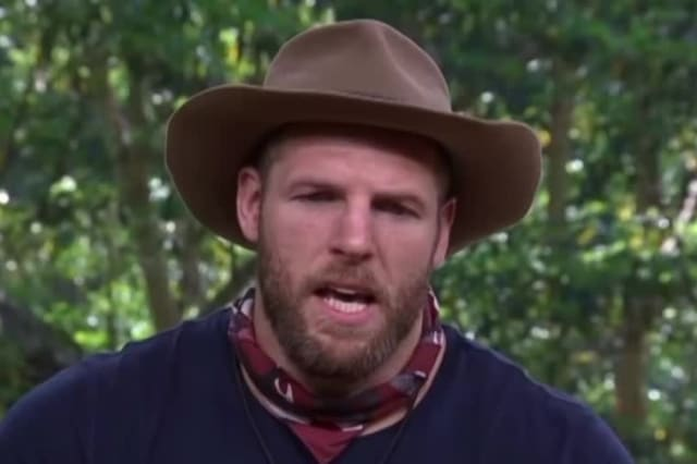 I'm A Celeb: James Haskell admits his body 'started to shut down' in the jungle