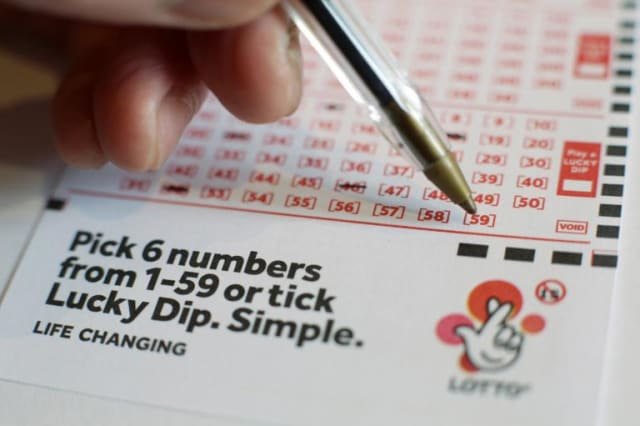 New National Lottery game gives winners £10,000 a month for 30 years
