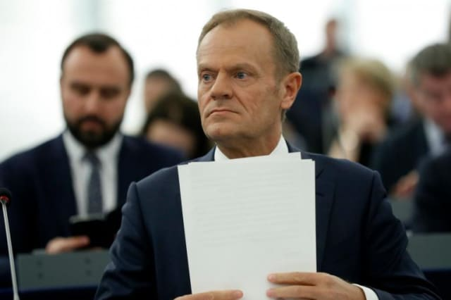 EU president Donald Tusk says Brexit can be stopped: 'We cannot give into fatalism'