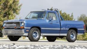 Carroll Shelby Dodge Ram