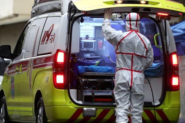 Coronavirus: La Corée du Sud va tester 200.000 membres d'une secte