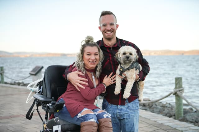 Paralysed Woman Finds Soulmate On Dating App