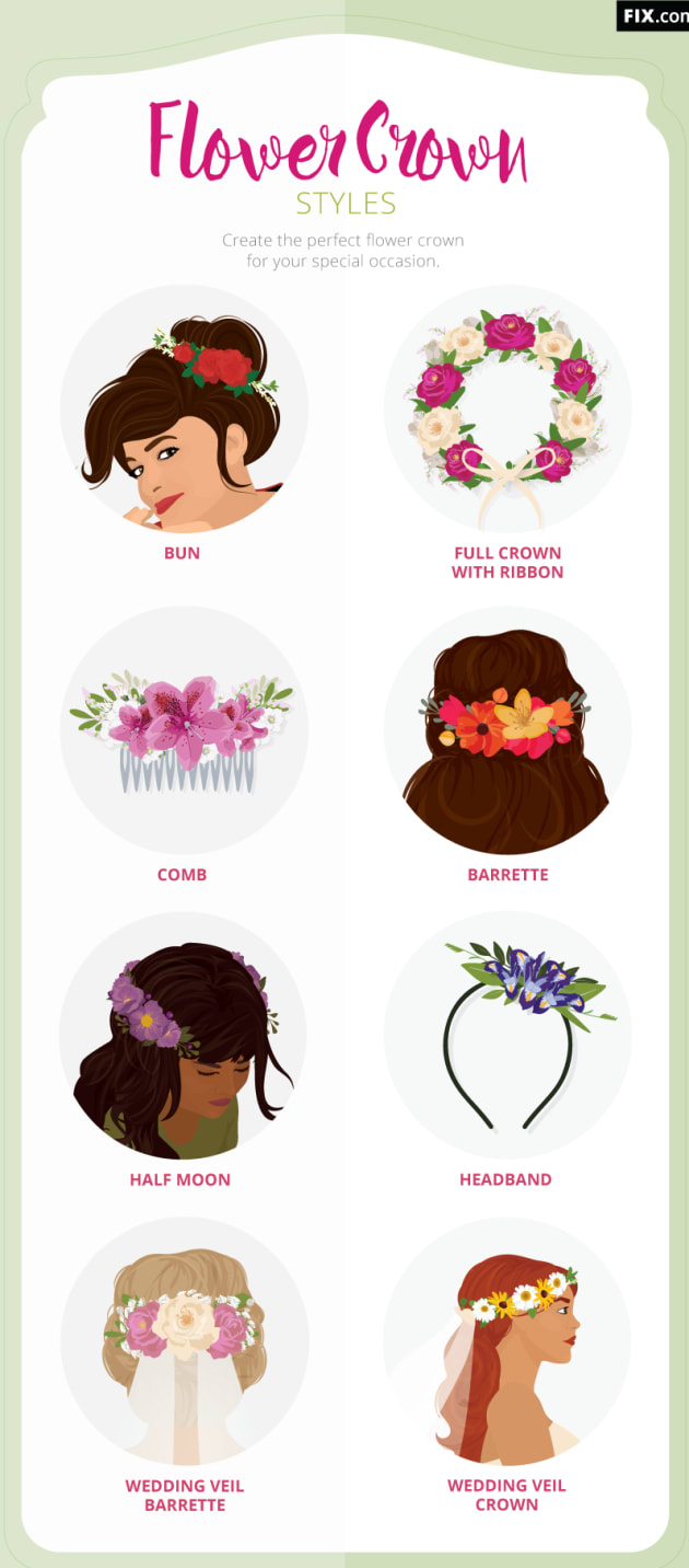 How to make a flower crown a step by step guide huffpost australia fix izmirmasajfo