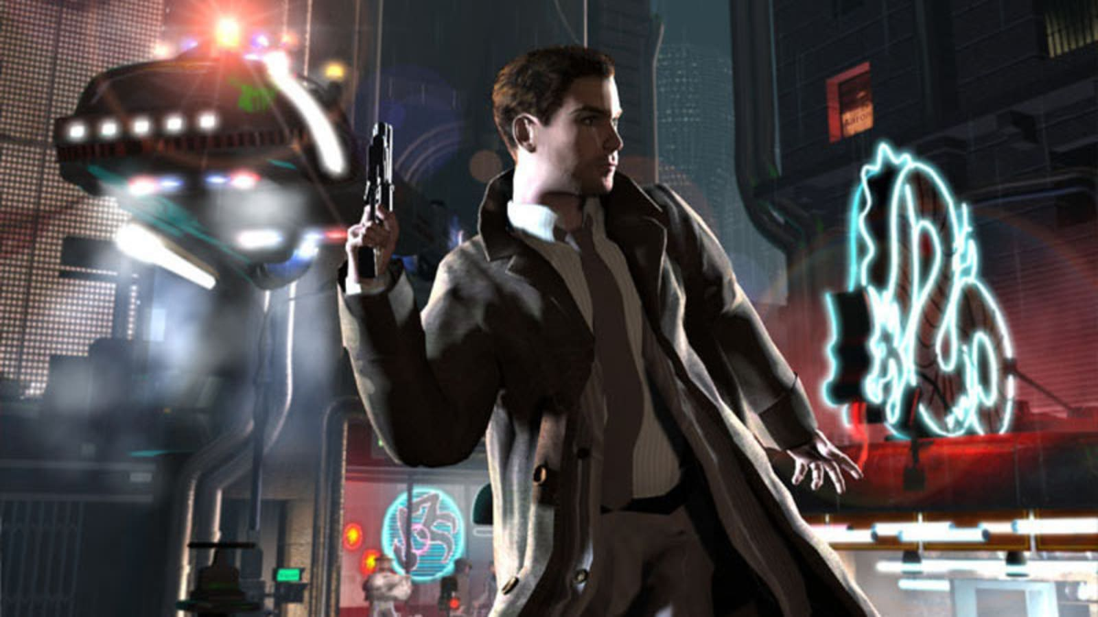 Westwood's 1997 'Blade Runner' is playable again on PC