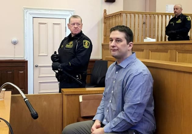 """ST. JOHN'S, N.L. — A Newfoundland mother sobbed Friday after a jury convicted her estranged husband of first-degree murder in the death of their five-year-old daughter.The jury returned Friday afternoon with the verdict against Trent Butt — it carries an automatic life sentence with no chance of parole for 25 years.It prompted cheers and sobs in the packed courtroom in provincial supreme court in St. John's, N.L.His estranged wife, Andrea Gosse, tearfully hugged family members, friends and Crown lawyers.""""It felt like it took forever, but we got justice for Quinn,"""" Gosse said between sobs, a memorial pin over her heart showing her daughter's face.""""I can't explain it, I have never felt this type of emotion in my life,"""" she said. """"But this is what he chose to do to our life.""""Surrounded by her family on the courthouse steps, Gosse tearfully said she hopes the verdict brings changes that could help the next child like her daughter.Gosse said the verdict may not mean closure for her right away, but she sees it as a new chapter to grieve and talk about her daughter's death, now that the emotional trial is over.Butt will be sentenced April 23. He had previously pleaded guilty to arson.No one at the murder trial disputed that Butt killed their daughter Quinn at his Carbonear, N.L., home in April 2016, before setting the house ablaze.The jury was asked to decide whether the death was planned and deliberate, which would mean Butt was guilty of first-degree murder, or if he was guilty of a lesser charge.Butt testified at trial that he did not remember killing Quinn, but said he found himself over her body and concluded he must have suffocated her.Crown lawyer Lloyd Strickland said the killing was a calculated plan to inflict suffering on his estranged wife.The jury had asked Friday to hear Butt's testimony again, and to view a security video taken from his house.The video from the night in question showed Butt moving his truck and later putting something in it. Quinn's voice is"""