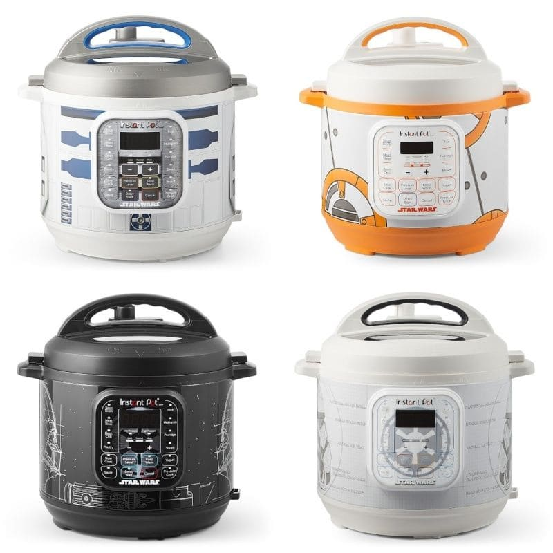 Star Wars-themed Instant Pots. Williams Sonoma