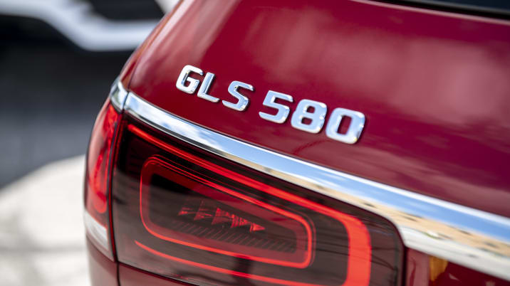 2020 Mercedes-Benz GLS 580