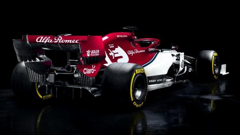 Alfa Romeo Formula One car