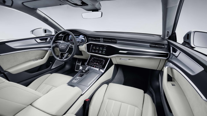Image result for 2019 a7 interior