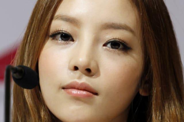 K-Pop star Goo Hara found dead