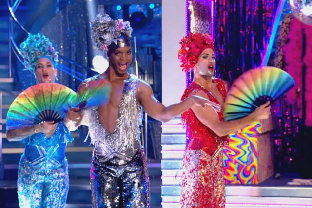 BBC supports Strictly Come Dancing drag performance