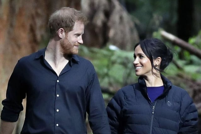 Prince Harry Personally Took to Instagram to Gush About Bringing Meghan and Archie to Africa