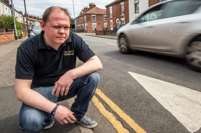 Locals slam 'Britain's most pointless speed bumps'