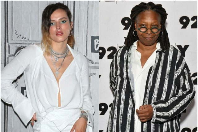 Bella Thorne Slams Whoopi Goldberg Over 'Sick' Response To Nude Photos Hack