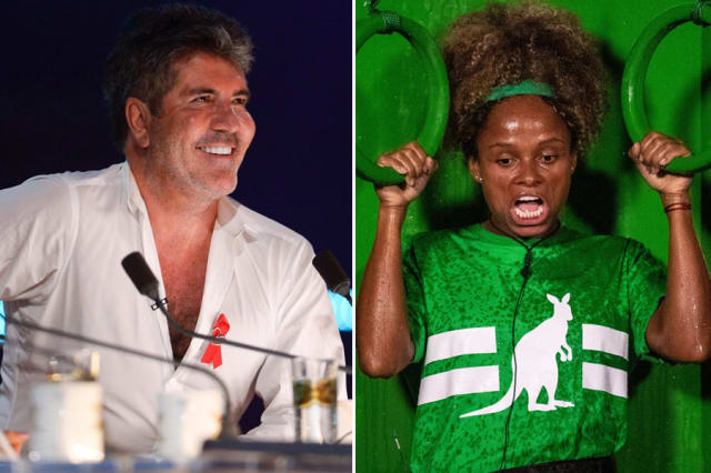 Simon Cowell Takes Swipe At Fleur East's 'I'm A Celebrity' Stint During 'X Factor' Final