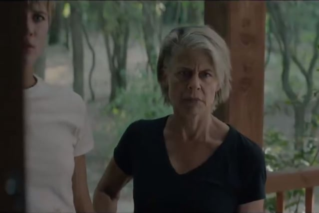 Arnie and Linda Hamilton reunited in trailer for Terminator: Dark Fate