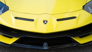2019 Lamborghini Aventador SVJ ALA