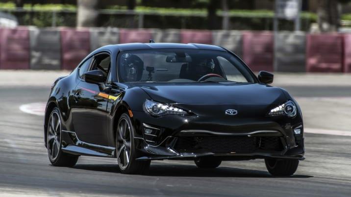 Review: 2019 Toyota 86 TRD Special Edition   Autoblog