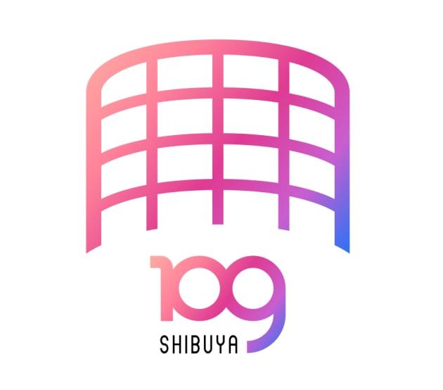 SHIBUYA109の新しいロゴ