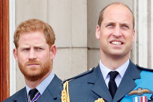 Prince Harry and Prince William 'Didn't Leave on Good Terms,' Says Family Friend