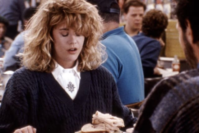 Katz's deli asking fans for best O-face for When Harry Met Sally 30th anniversary